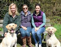 Max, Josie, Alice, Sophie and Lucy